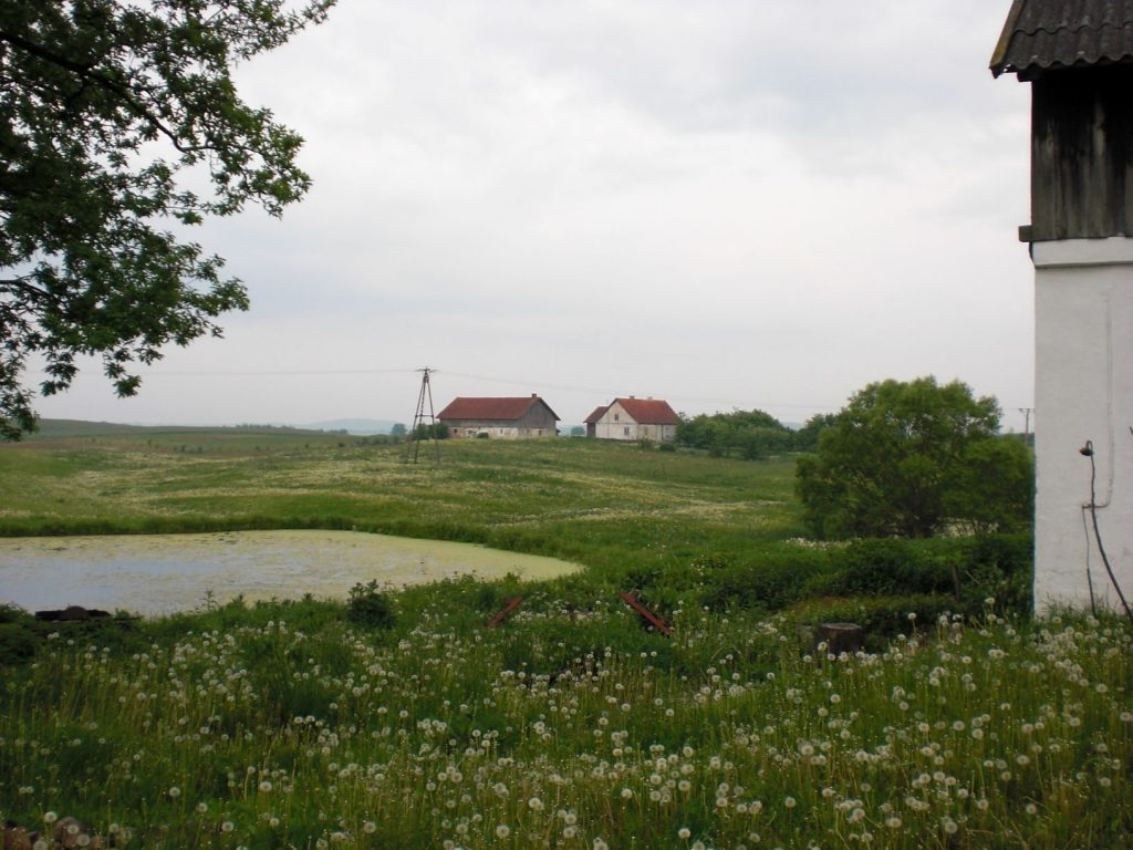 Landschaft in Masuren